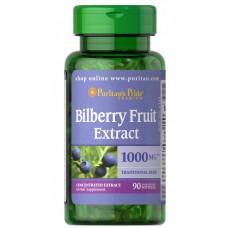 ビルベリー  1000 mg.