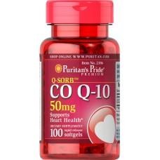 Q-Sorb™  コエンザイムQ10 50 mg.