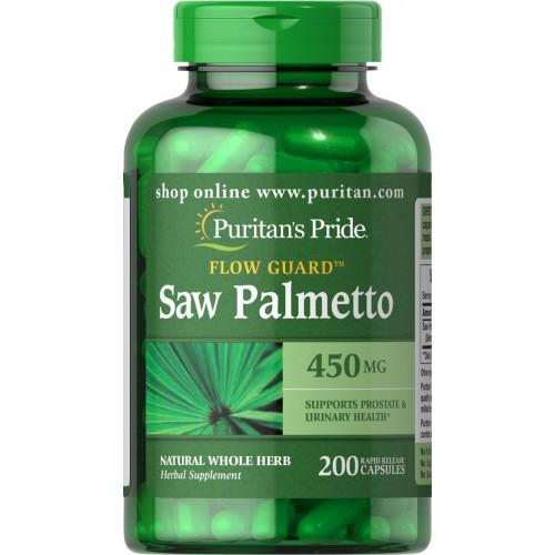 ソーパルメット(ノコギリヤシ) 450 mg.