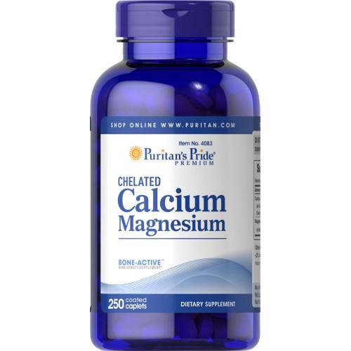 カルシウム・マグネシウム キレート