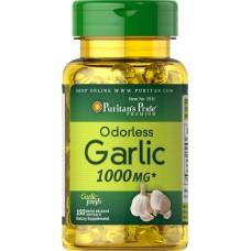 無臭ガーリック 1000 mg.