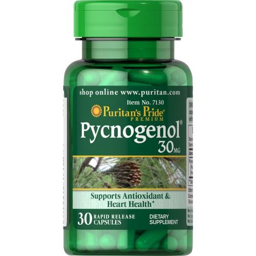 ピクノジェノール 30 mg.