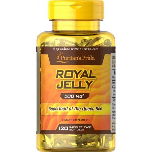 ローヤルゼリー 500 mg.
