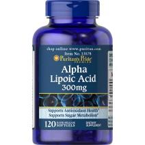 アルファリポ酸  300 mg.