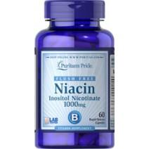 フラッシュフリーナイアシン 1000 mg.
