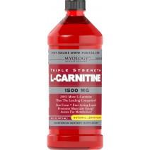 L-カルニチン 1500 mg. レモン
