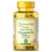 ビタミン D3 10,000 IU