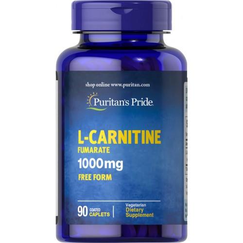 フマル酸L-カルニチン 1000 mg.