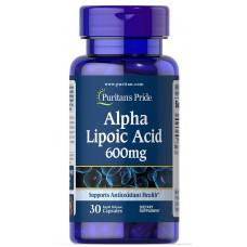 アルファリポ酸  600 mg.