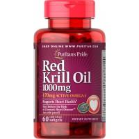 オキアミオイル 1000 mg.