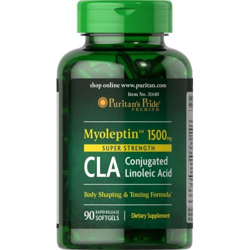 スーパー・ストロングス・ Myo-Leptin™CLA 1500mg