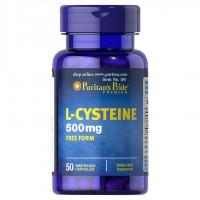 L-システイン 500 mg ピューリタンプライド