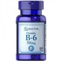 ビタミンB-6 50 mg. タブレット