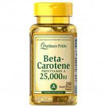 ベータカロチン 25,000IU