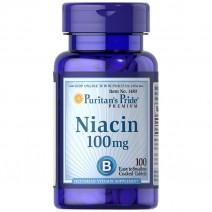ナイアシン 100 mg.