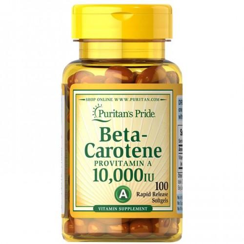 ベータカロチン 10,000IU