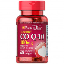 Q-Sorb™  コエンザイムQ10 100 mg.