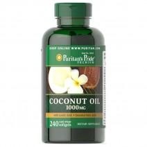ココナッツオイル 1000 mg