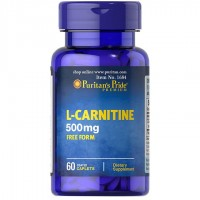 L-カルニチン 500 mg ピューリタンズプライド