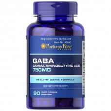GABA(ギャバ)750 mg.