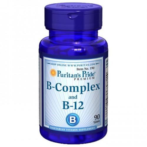 B コンプレックス・ B-12 配合