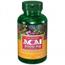 トリプルストレングス・アサイー(ACAI) 3000 mg.