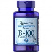 B-100(ウルトラビタミンB群)タイムリリース