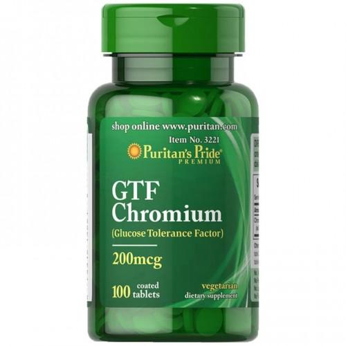 GTF クロミウム(GTF クロム)200 mcg.