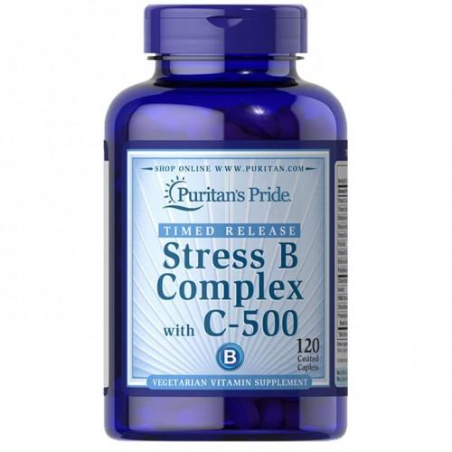 ストレスB・ビタミンC 500 mg. 配合 タイムリリース