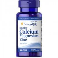 カルシウム・マグネシウム・亜鉛キレート