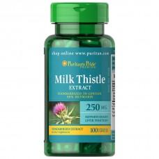 オオアザミ(ミルクシスル) 250 mg.