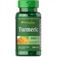 ターメリック (ウコン) 400 mg.