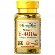 天然型ビタミンE-400IU