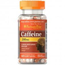 8 時間持続放出カフェイン 200 mg