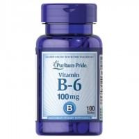 ビタミンB-6 100 mg. タブレット