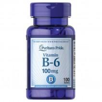 ビタミンB-6 100 mg. タブレット..
