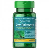 ソーパルメット標準化エキス 160 mg.