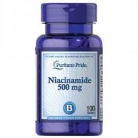ナイアシンアミド 500 mg.