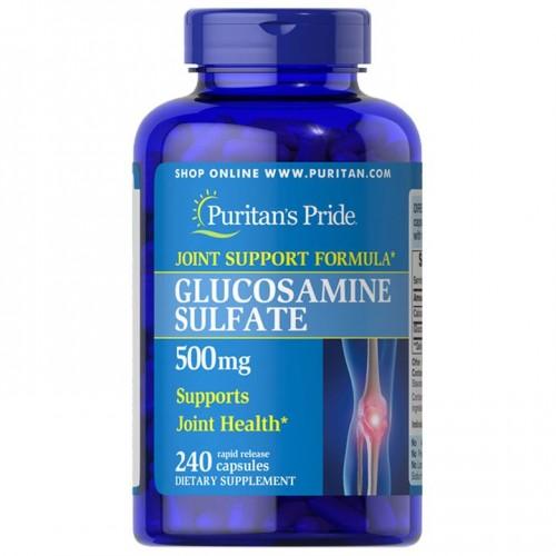 酸グルコサミン 500 mg.